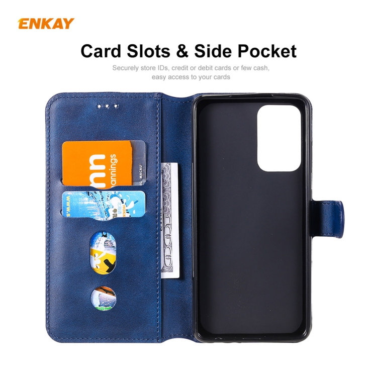 Чехол-книжка ENKAY Hat-Prince для Samsung Galaxy A52