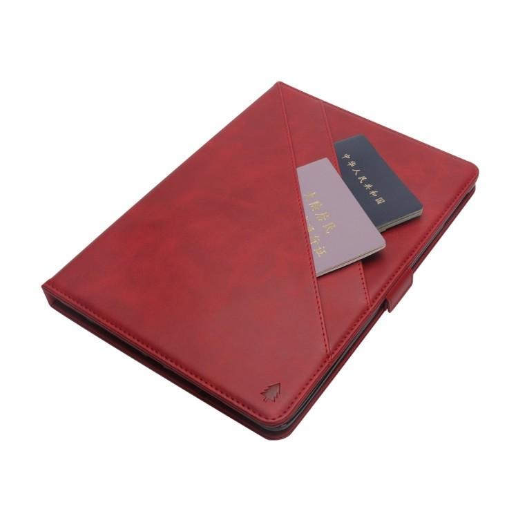 Чехол-книжка DH на iPad Pro 11/2018-красный