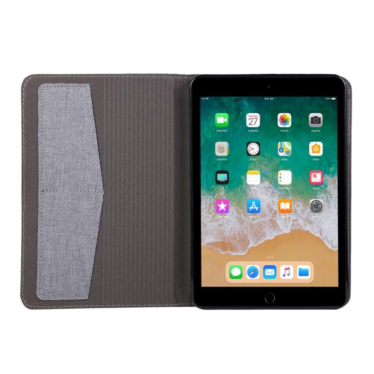 Текстильный чехол-книжка подставка на iPad 1,2,3
