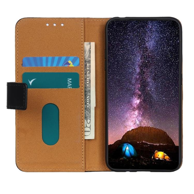 Кожаный чехол-книжка слоты для карт для Samsung Galaxy A52