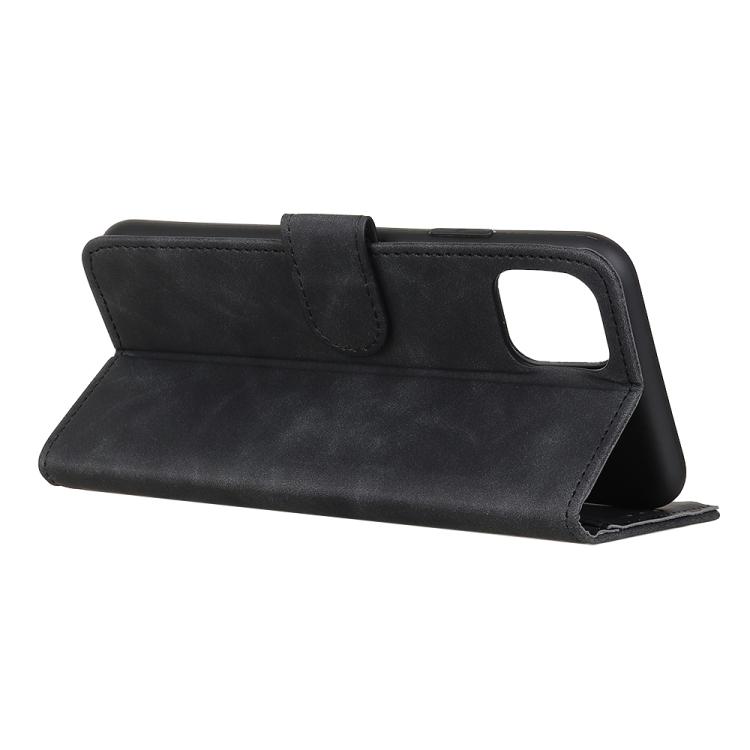 Чехол-подставка для Айфон 12 Мини - черный