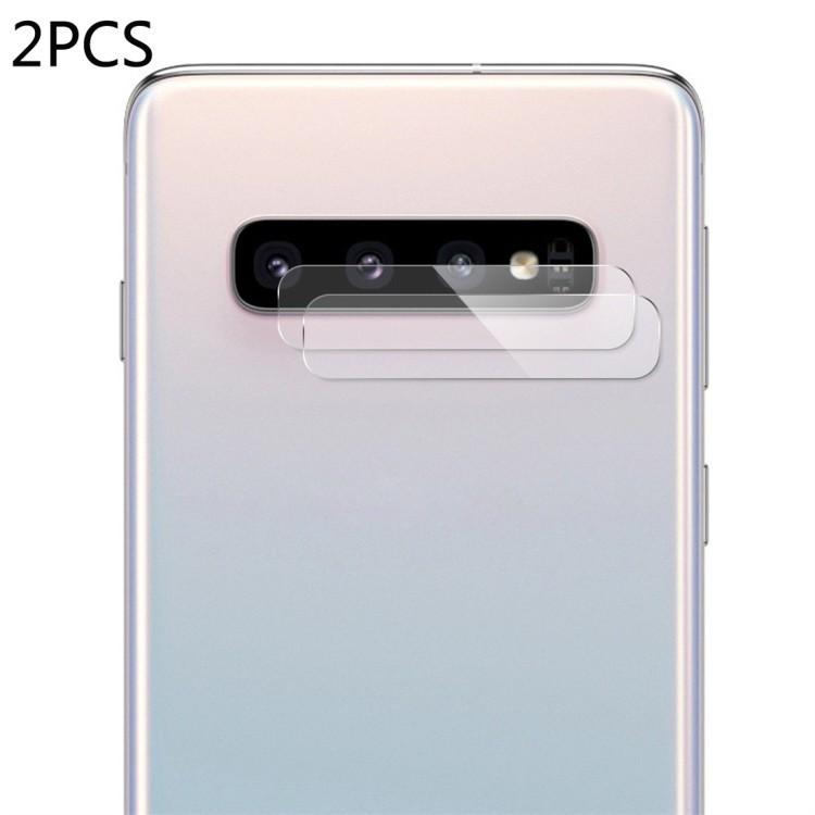 Защитное стекло  на камеру ENKAY Hat-Prince  0.2mm 9H для samsung Galaxy S10 / S10 Plus