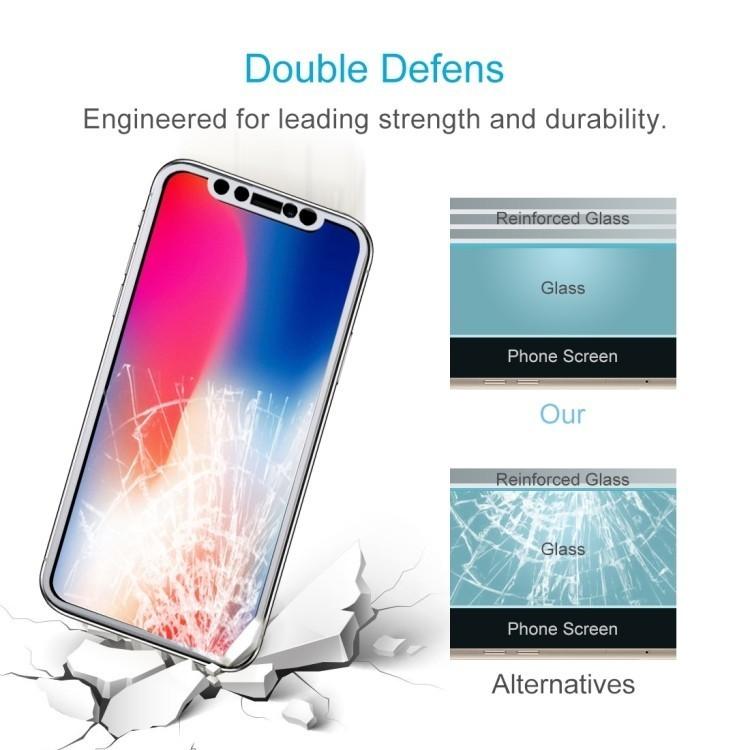 Закаленное стекло на Айфон 11 Про/х/хс
