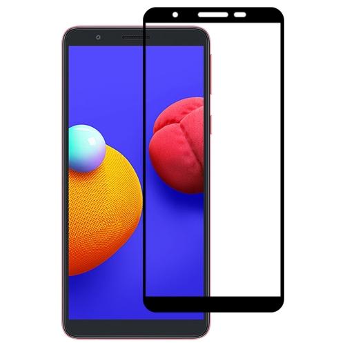 Защитное стекло 3D Full Glue Full Screen на Samsung Galaxy A01 Core / M01 Core