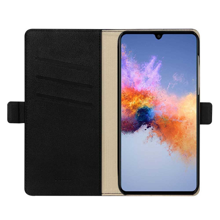 Чехол- книжка DZGOGO MILO Series для  Samsung Galaxy A70-черный