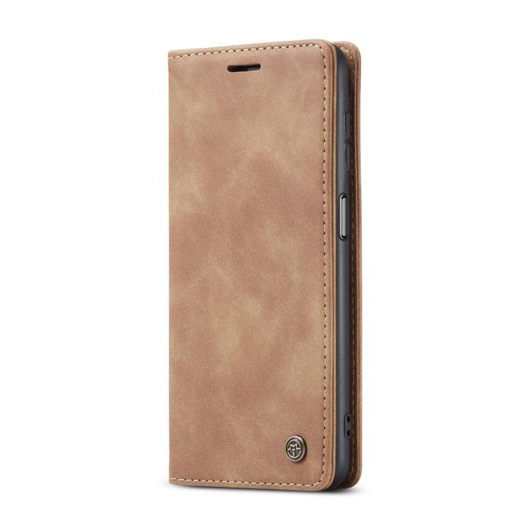 Чехол-книжка на Samsung Galaxy A32 - коричневый
