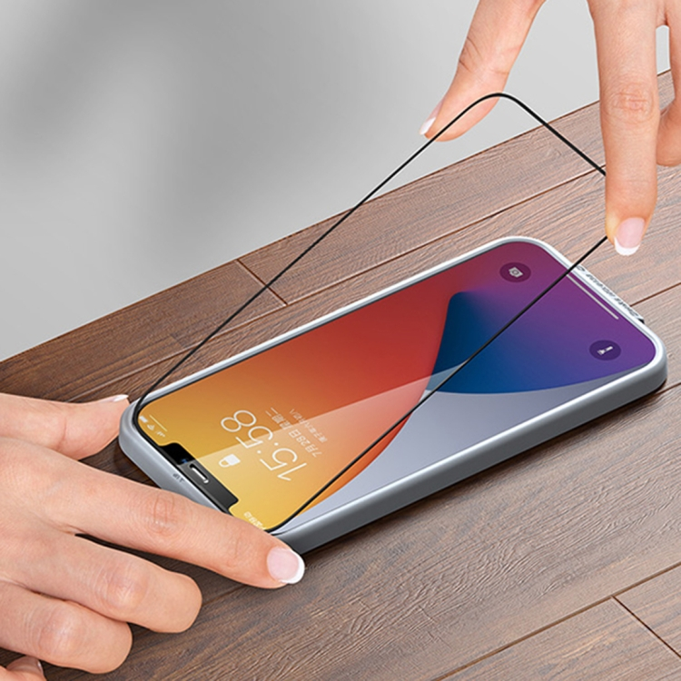 Защитное стекло накладка для Айфон 12 Мини