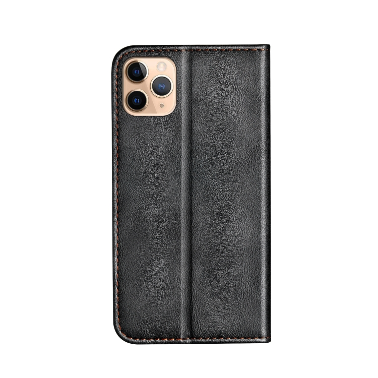 Чехол-книжка для Айфон 13 Pro Max - коричневый
