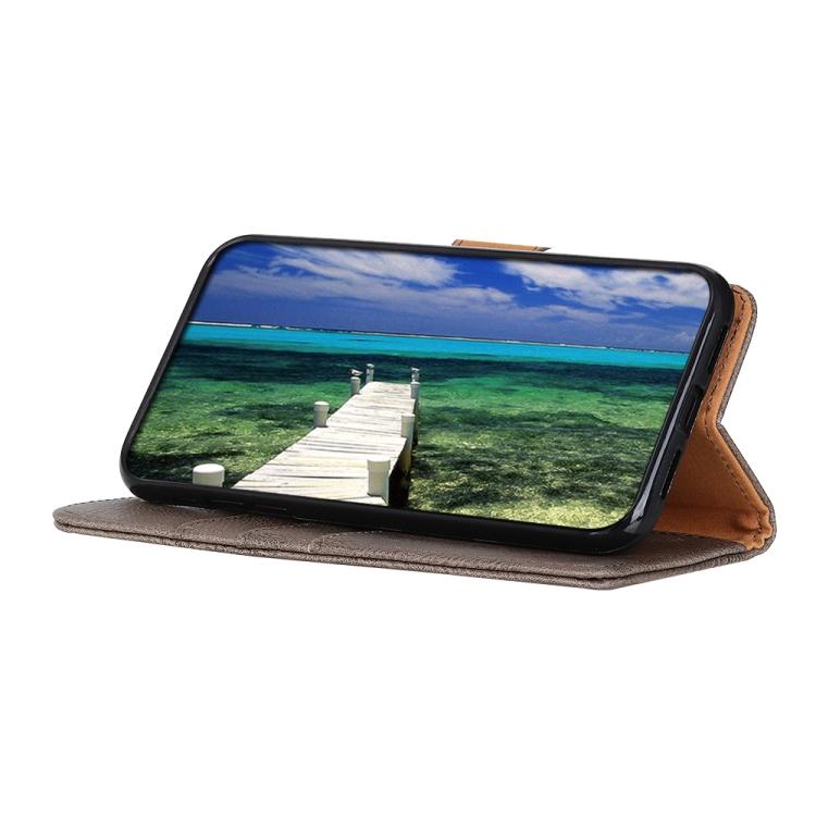 Чехол-книжка со слотами  Cowhide KHAZNEH для Xiaomi Mi 11 Pro 5G / 4G