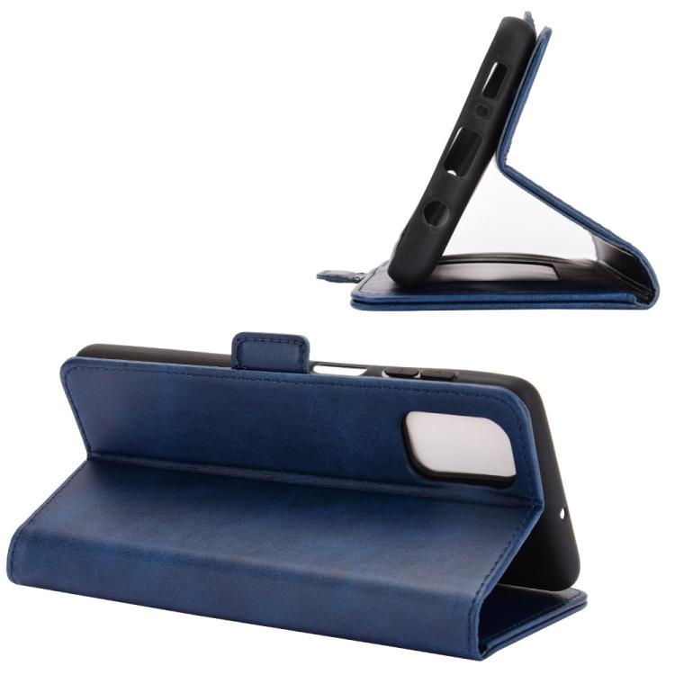 Чехол-книжка для Самсунг M51 - синий