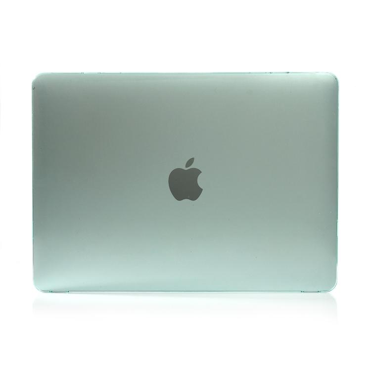 Защитный чехол Crystal Style на Macbook Pro 16 - зеленый