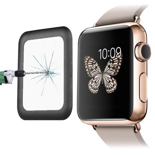 Защитное 3D стекло на Весь экран Link Dream 0.2mm 9H для Apple Watch 42mm