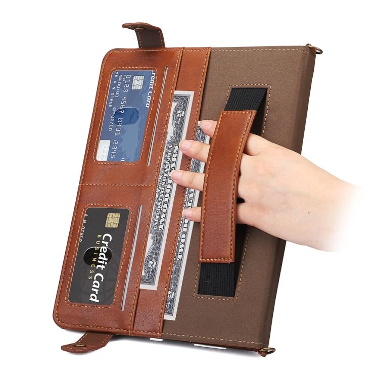 Чехол-кошелек с ремешком для iPad Pro 11