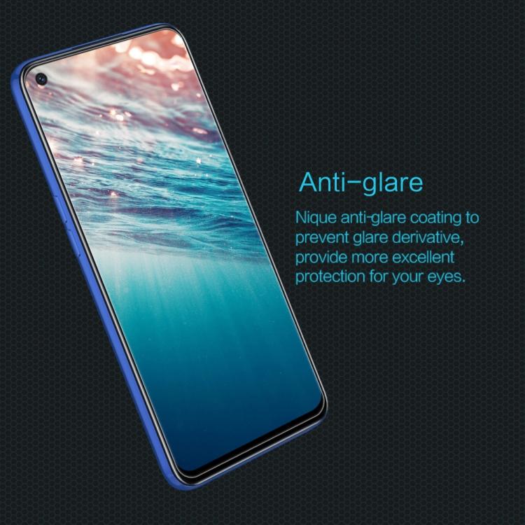 Защитное стекло NILLKIN 9H Full Screen Anti-Explosion для Realme 6 - прозрачное