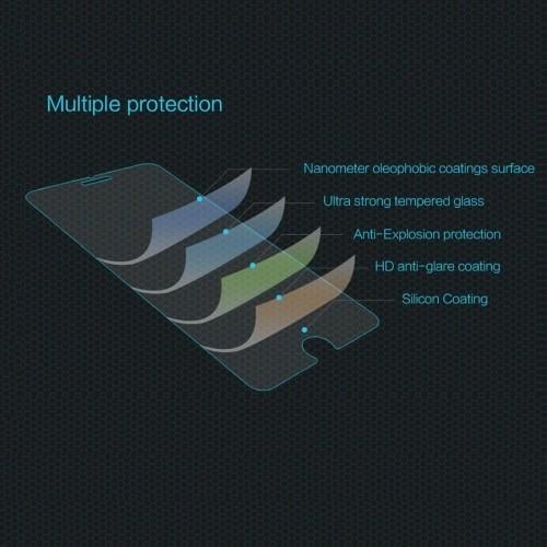 Защитное стекло Nillkin 0.3mm Anti Burst для iPhone SE 2020/8/7