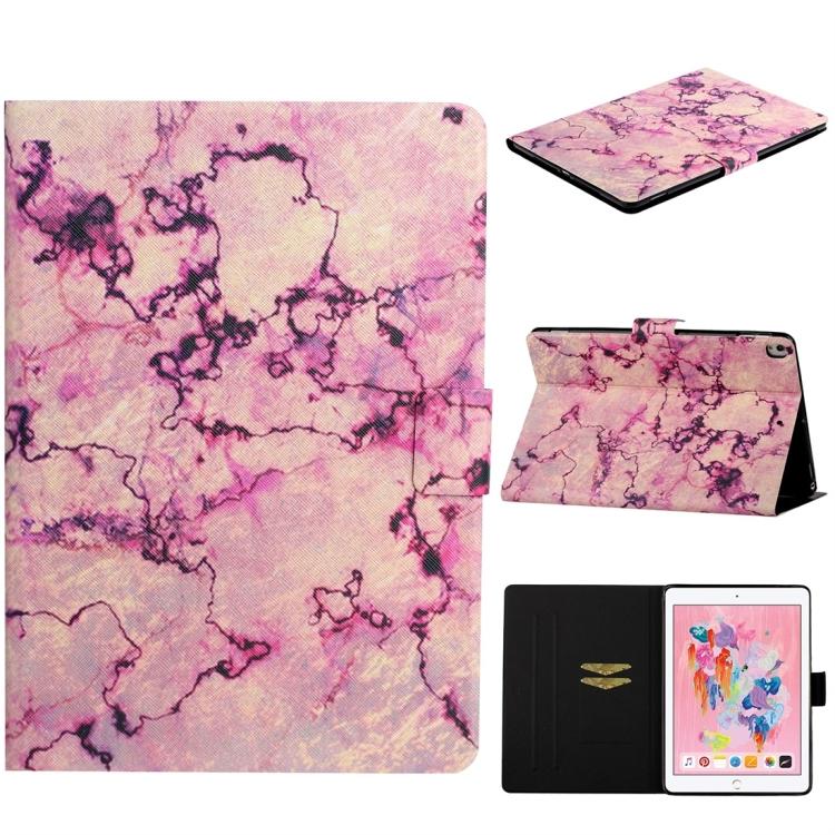 Чехол- книжка Pink Marble для iPad 8/7 10.2 (2019/2020) / 10.5