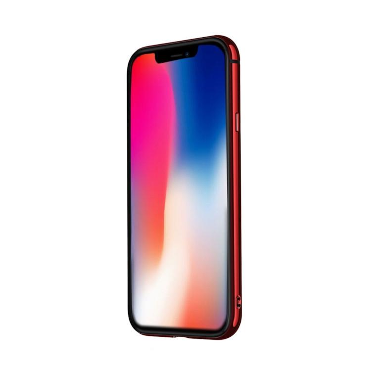 Бампер JOYROOM Epic Series на iPhone X -красный