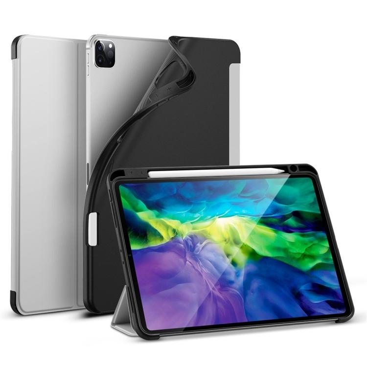 Чехол-книжка ESR Rebound Series Slim на iPad Pro 11 (2020) - серебристый