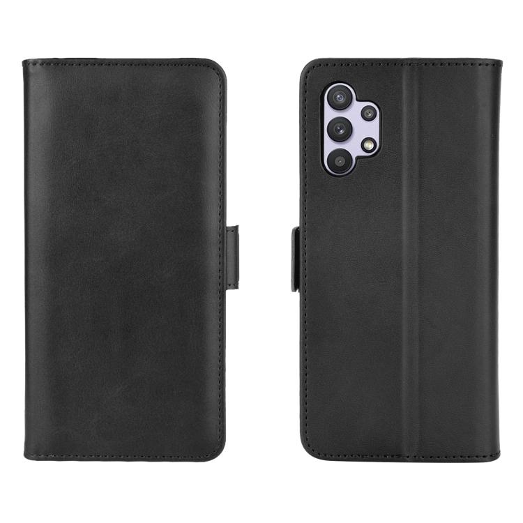 Чехол-книжка на Samsung Galaxy A32 - черный