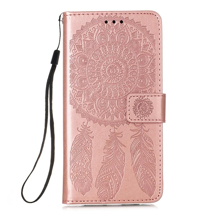 Розовый чехол-книжка Catcher на Samsung Galaxy A12/M12
