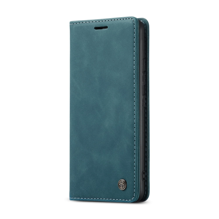 Кожаный чехол CaseMe-013 Multifunctional Samsung на Galaxy S10 Lite - синий