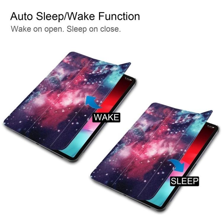 Чехол-книжка с функцией WakeUp/Sleep на Айпад Про 11 /2018