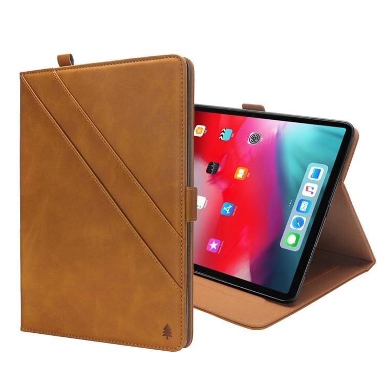 Чехол-книжка DH на iPad Pro 11/2018-коричневый