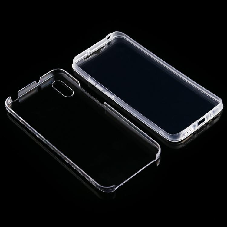 Силиконовый полупрозрачный чехол накладка для Сяоми Редми 9А