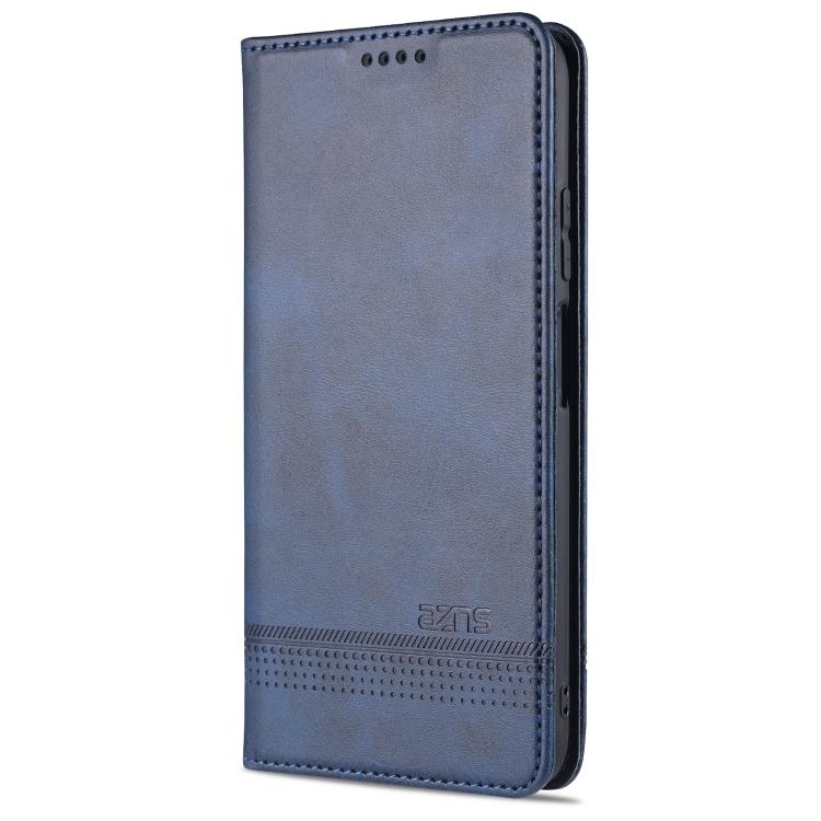 Чехол-книжка AZNS Magnetic Calf на Xiaomi Mi 10T / 10T Pro - синий