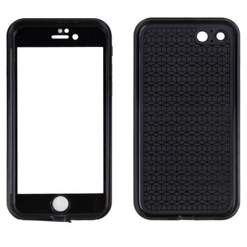 Водонепроницаемый Чехол Waterproof Protective (Брызги, дождь) для iPhone SE 2020/8/7 Черный