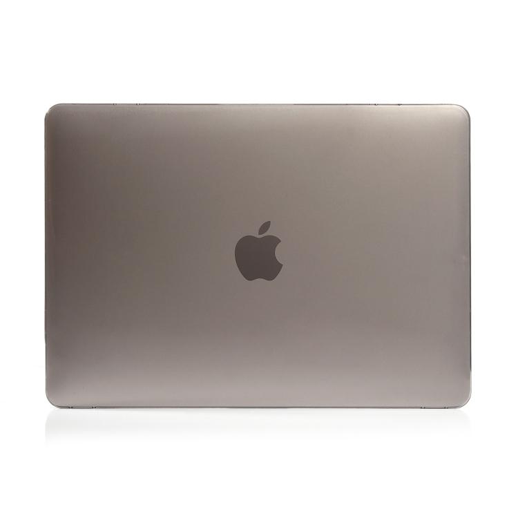Защитный чехол Crystal Style на Macbook Pro 16 - серый