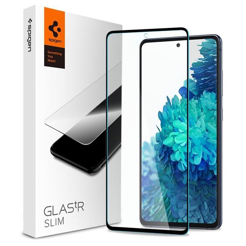 Защитное стекло для Samsung Galaxy S20 Fe Black