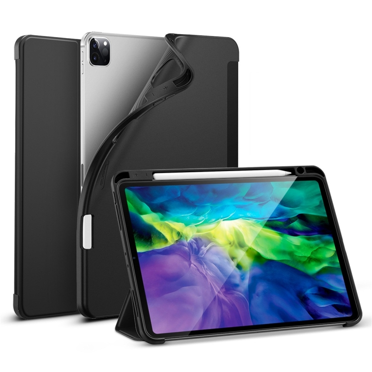 Чехол-книжка ESR Rebound Series Slim на iPad Pro 11 (2020) - черный