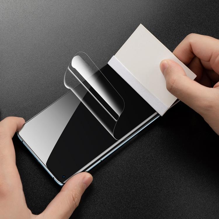 Гибкое стекло на весь экран для Xiaomi Mi 11