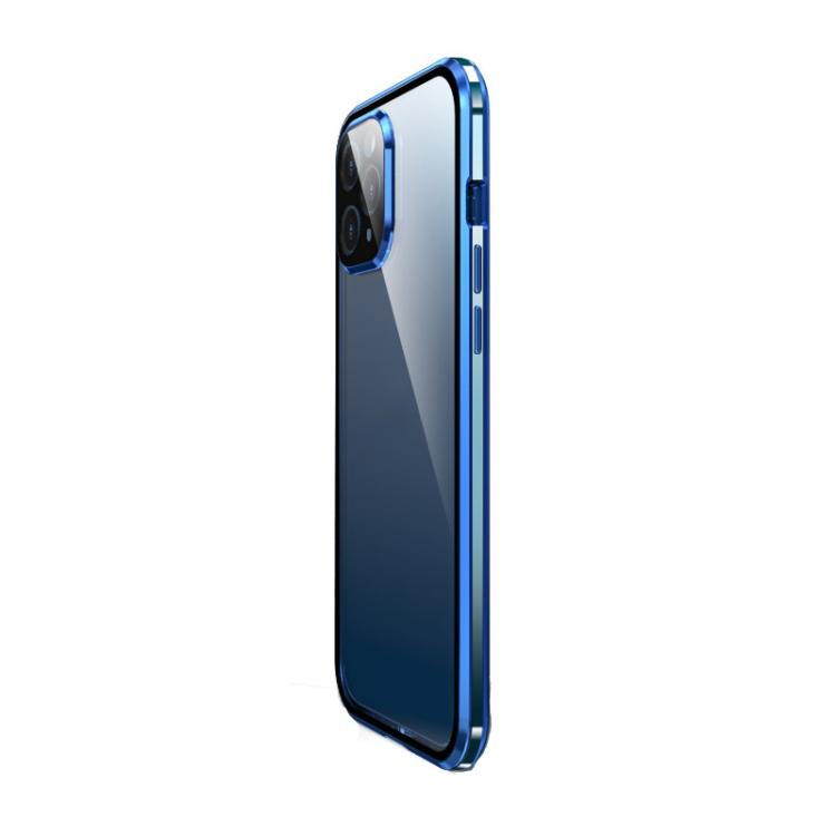 Черный магнитный чехол-книжка для Айфон 12 Мини