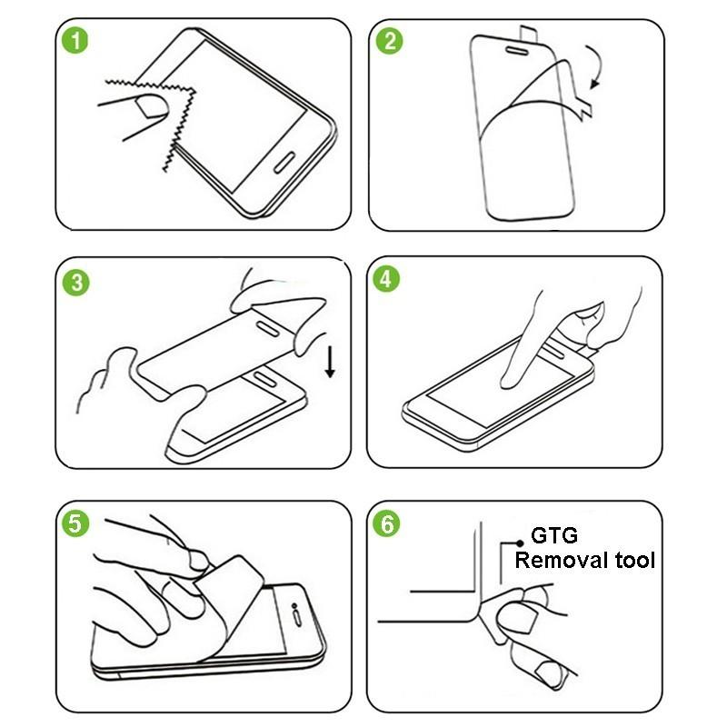 Защитное Стекло на Экран для iPad Mini, Mini 2, 3