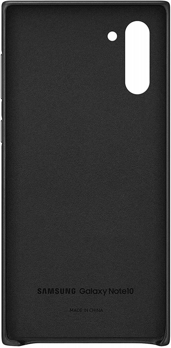 Оригинальный чехол Samsung для Самсунг 10 black