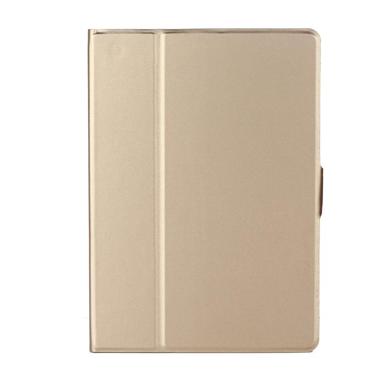 Золотой чехол-книжка для Айпад Аир 2