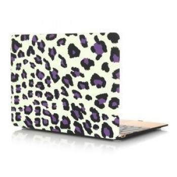 Чехол Leopard Frosted Shell для Macbook 12