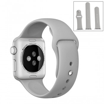 Ремешок Sport Band Grey для Apple Watch 38 mm