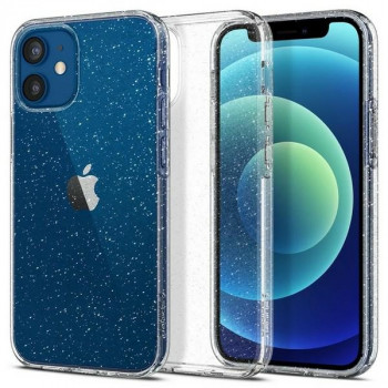 Оригинальный чехол Spigen Liquid Crystal для iPhone 12 Mini Glitter Crystal