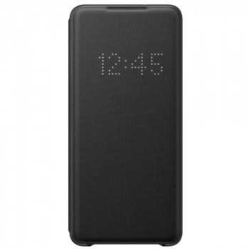 Оригинальный чехол-книжка Samsung LED View Cover для Samsung Galaxy S20 Plus black (EF-NG985PBEGRU)