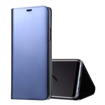 Чехол- книжка Samsung Clear View Standing Cover OEM на Samsung Galaxy S9+/G965 Electroplating Mirror черный