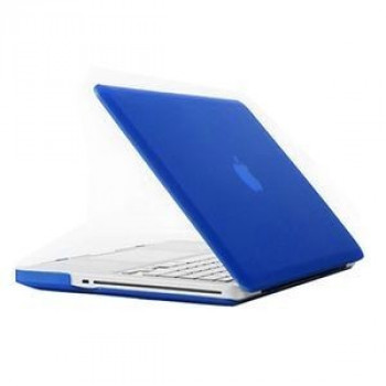 Чехол Frosted Case Blue для Macbook Pro 13.3