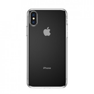 Чехол Baseus Simple series case на iPhone Xs Max прозрачный