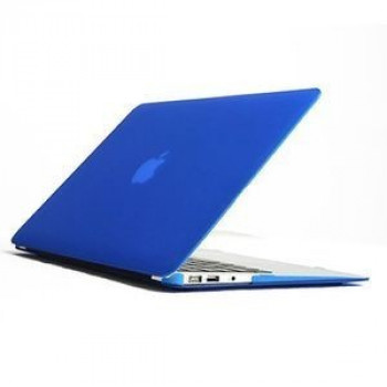 Чехол Crystal Hard Blue для Apple Macbook Air 13.3