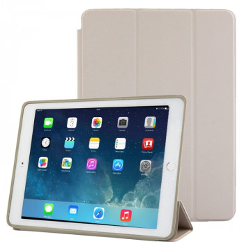 Чехол-книжка Treated Smart Leather Case  для iPad Air 2 - серый