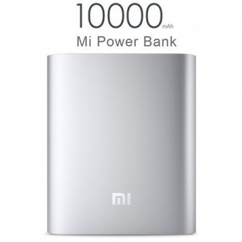Универсальная батарея Xiaomi Mi power bank 10000mAh Silver