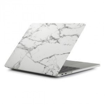 Мраморный Чехол Soft Touch Marble Water Stick для MacBook Air 13 (2018)
