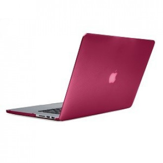Чехол HardShell Case  Red для Apple Macbook Air 13.3